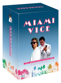 Miami Vice: Complete Season Box