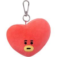 BTS: Bt21 tata head keychain