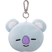 BTS: Bt21 koya head keychain