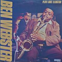 Webster, Ben: Plays Duke Ellington