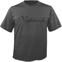 Nightwish: Logo Grey