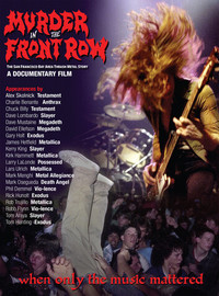 V/A: Murder In the Front Row: the San Francisco Bay Area Thrash Metal Story