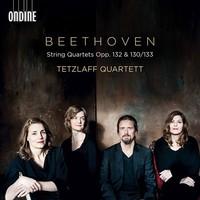 Beethoven, Ludwig van: String quartets, opp. 132 & 130/133