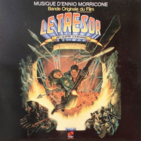 Morricone, Ennio: Le Tresor Des Quatre Couronnes (Treasure Of The Four Crowns)