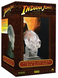 Indiana Jones Crystal Skull Limited Edition