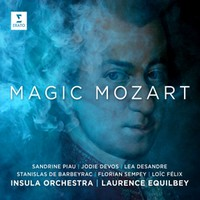 Equilbey, Laurence: Magic Mozart