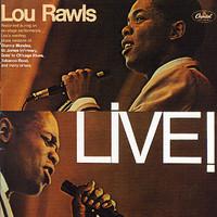 Rawls, Lou: Live!