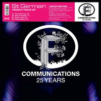 St. Germain: French traxx ep