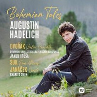 Hadelich, Augustin: Bohemian Tales