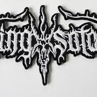 King Satan: Logo