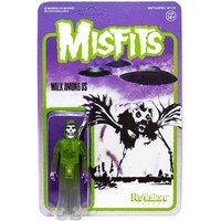 Misfits: The fiend (walk among us green reaction figure)