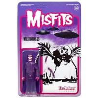 Misfits: The fiend (walk among us purple reaction figure)
