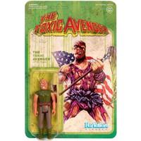 Toxic avenger: Toxic avenger (authentic movie variant reaction figure)