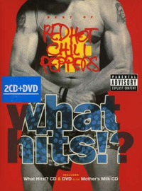 Red Hot Chili Peppers: What hits? cd & dvd / Mother's milk cd