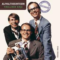 Liikka, Jyrki: Alivaltiosihteeri virallinen kirja (5 cd)