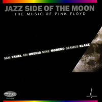 Moreno, Mike: Jazz Side Of The Moon