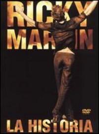 Martin, Ricky: La historia video collection