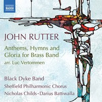 Sheffield Philharmonic Chorus: Anthems, hymns, & gloria for brass band