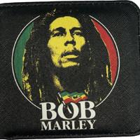 Marley, Bob: Bob marley circle (wallet)