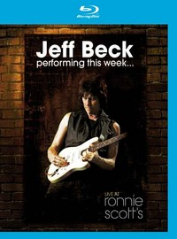 Beck, Jeff: Performing this week - live at Ronnie Scott's