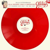 Fitzgerald, Ella: Ella wishes you a swinging christmas