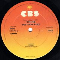 Soft Machine : Third