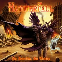 Hammerfall : No Sacrifice, No Victory -limited edition digipak