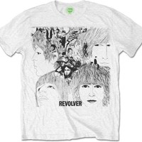 Beatles: Revolver Album Cover