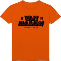 Van Halen: World Tour '78