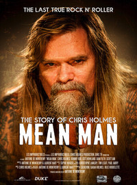 Holmes, Chris: Mean Man: The Story Of Chris Holmes