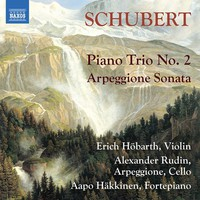 Schubert, Franz: Piano trio no. 2; arpeggione sonata