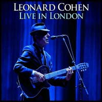 Cohen, Leonard : Live in London