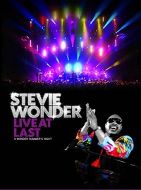 Wonder, Stevie: Live at last