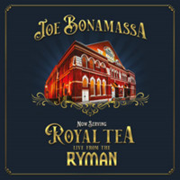 Bonamassa, Joe : Now Serving Royal Tea Live From the Ryman