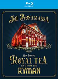 Bonamassa, Joe: Now Serving Royal Tea Live From the Ryman