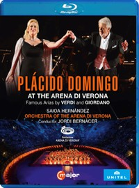 Domingo, Placido: Plácido Domingo at the Arena di Verona