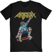 Anthrax: Spreading Skater Notman Vintage