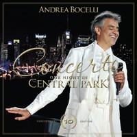 Bocelli, Andrea : Concerto: One Night In Central Park