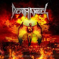 Death Angel: Sonic German beatdown -cd+dvd