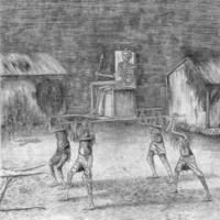 Blood Red Fog: Radiating desolation