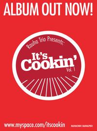 V/A : Rauha trio presents: It's cookin' vol 1