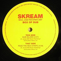 Skream: Sub island / Pass the red stripe