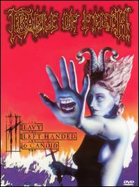 Cradle Of Filth: Heavy left-handed & candid