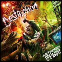 Destruction: The curse of the antichrist - live in agony