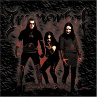 Immortal: Damned in black