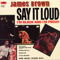Brown, James: Say It Loud, I'm Black And I'm Proud