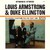 Armstrong, Louis / Ellington, Duke : Recording Together For The First Time - LP