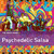 V/A : Rough guide to psychedelic salsa - LP