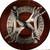 Atrocity : Willenskraft -picture disc- - Käytetty LP