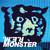 REM : Monster - 5cd + Blu-Ray